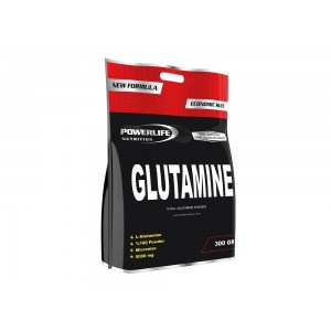 POWERLIFE Glutamine 300 gr (POŞET)
