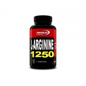 Powerlife L - Arginine 1250 120 Kapsül