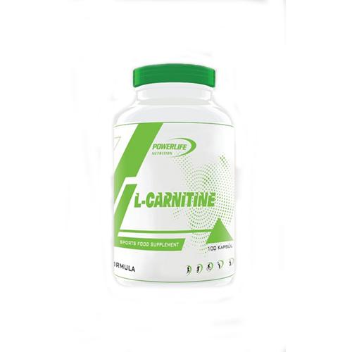 Powerlife L-Carnitine 100 Kapsül  /  Carnimax 100 ml Hediyeli