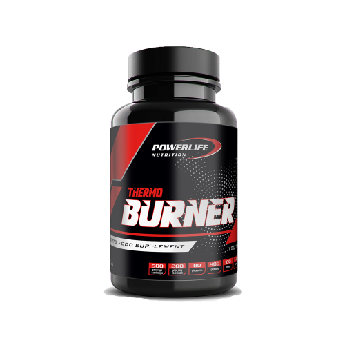 POWERLIFE Burner 120 Tablet  / Carnimax 100 ml Hediyeli