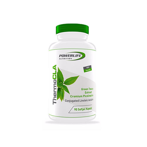 POWERLIFE Thermo CLA 90 Kapsül  / 2 Adet All in Zero #freshstart - Carnimax 100 ml Hediyeli