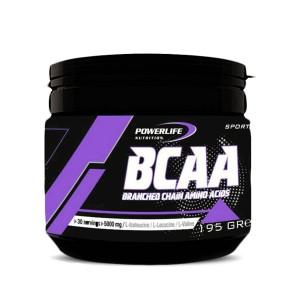 Powerlife Bcaa 195 Gr / Poşet Whey Protein Hediyeli