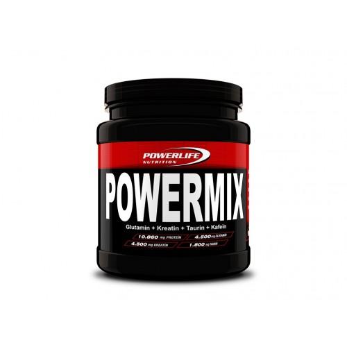 Powerlife Powermix 890 Gr (Karamel Aromalı) /  Poşet Whey Protein Hediyeli