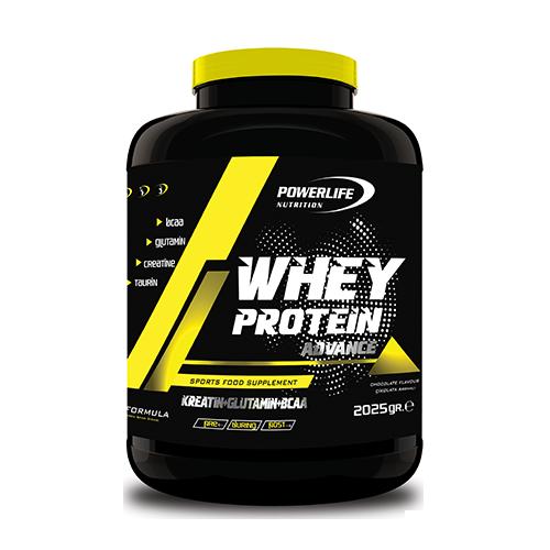 Powerlife Whey Protein Tozu 2025 GR  / 2 Adet Tek Servis Whey Protein Hediyeli